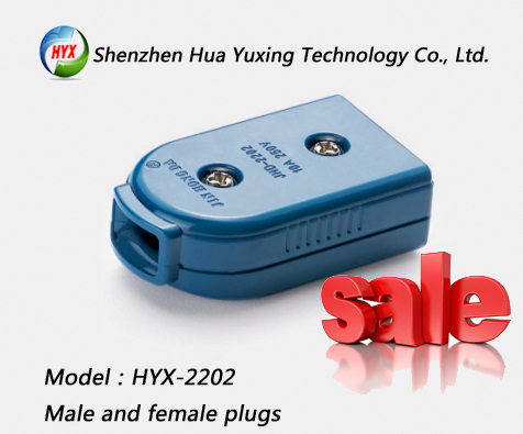 AC power supply jack receptacles the GB two flatpin socket power extension cords Interface 2202(China (Mainland))