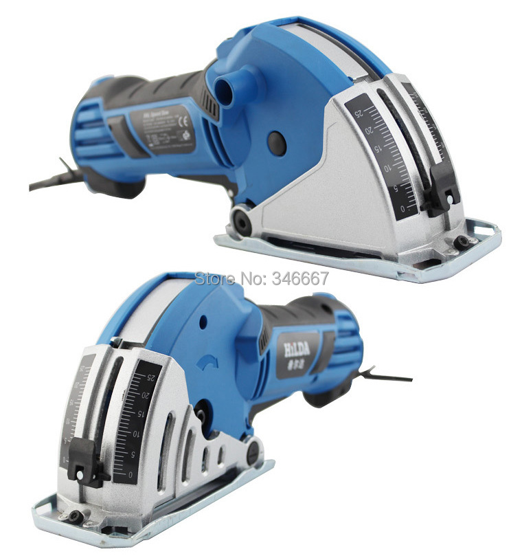 750W mini saw Multipurpose Power Tools mini circular saw DTY houseworking tools mini power saws