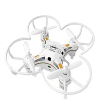 FQ777-124 Pocket Drone 4CH 6Axis Gyro Quadcopter With Switchable Controller RTF Helicopter Toys