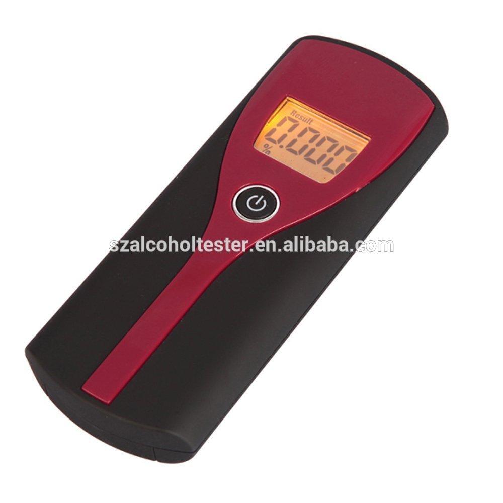 Free Shipping/alcohol tester/car-detector Personal Digital Display Breathalyzer/alcoholmeter(China (Mainland))