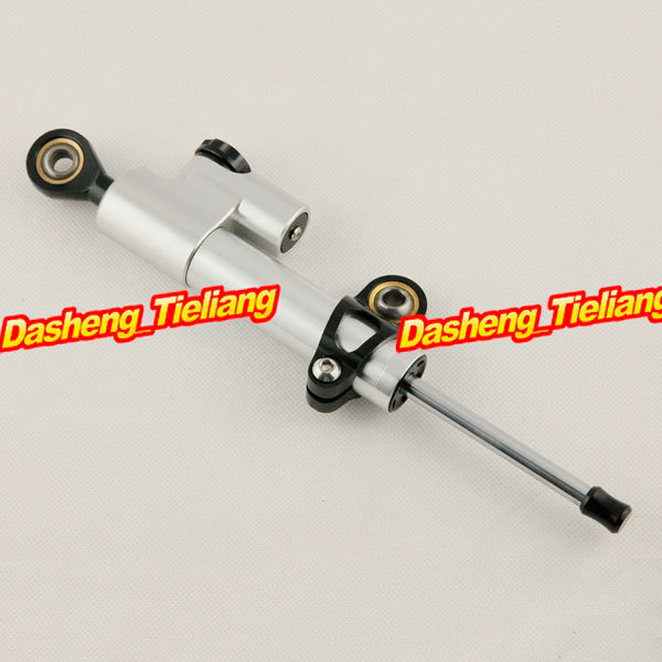 Universal Adjustable Motorcycle Steering Damper Stabilizer, Motor Steer Parts & Accessories, Top Quality(China (Mainland))