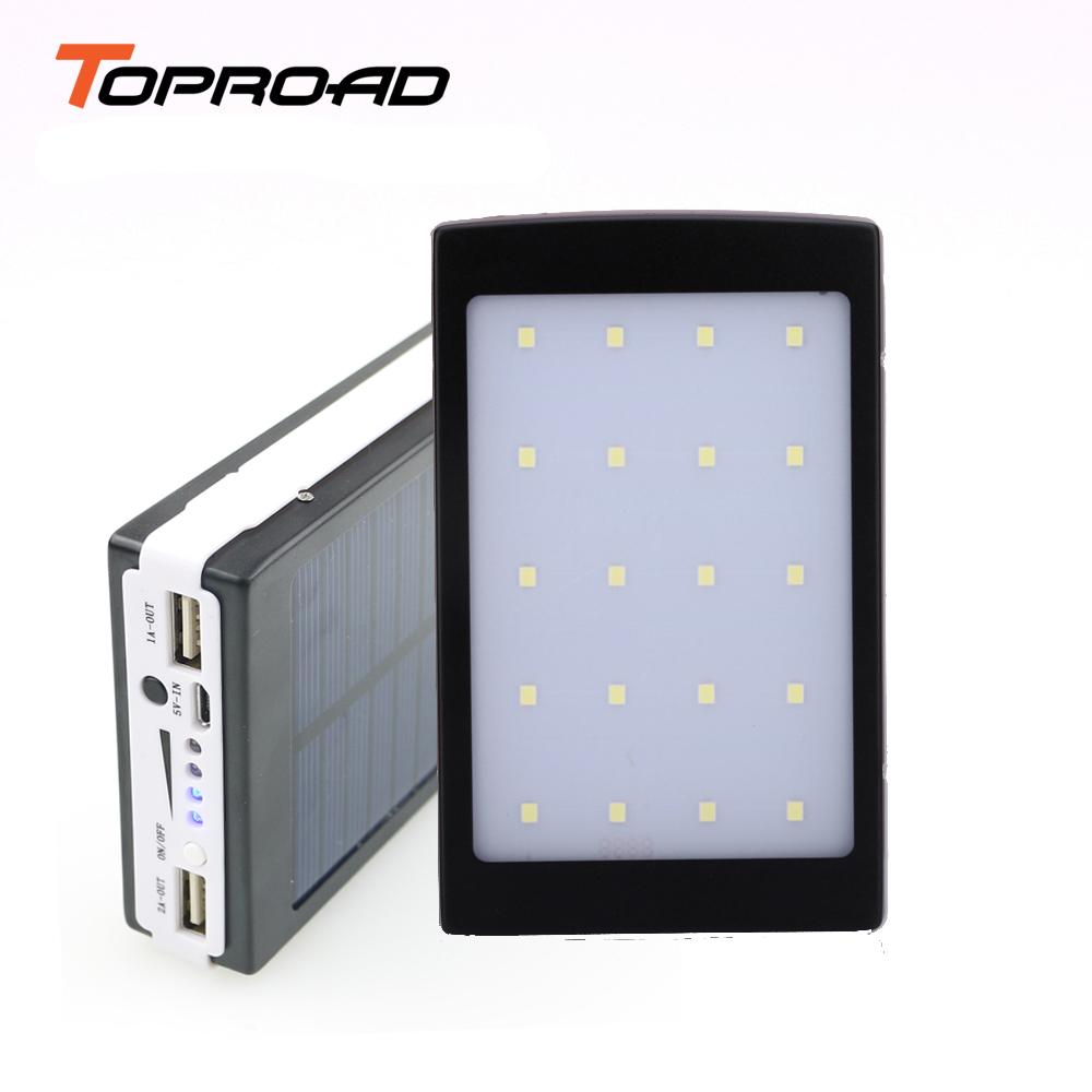 solar power bank 12000mah portable charger external battery powerbank laptop battery backup. Black Bedroom Furniture Sets. Home Design Ideas