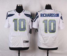 Seattle Seahawks #96 Cortez Kennedy #89 Doug Baldwin #88 Jimmy Graham Elite White and Steel Blue Team Color free shipping(China (Mainland))