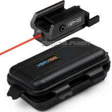 Red Dot Laser sight Tactical picatinny Weaver rail Mount Pistol Gun