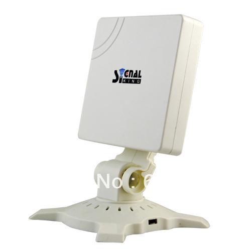 New 16dBi Panel Antenna Long Range High Power USB Wireless Wifi Adapter free shipping wholesale # 160163(China (Mainland))