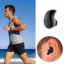 2 color 2015 hot Fashionable Mini Wireless Bluetooth 4.0 Stereo In-Ear Headset Earbud Earpiece For_iPhone