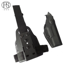 Buy Tactical Safariland Glock Pistol Leg Holster Glock 17 18 19 22 23 31 32 Military Airsoft Leg Holster Glock Gun Pouches Holsters for $28.31 in AliExpress store