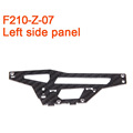 Original Walkera F210 RC Helicopter Quadcopter Spare Parts Left Side Panel Left Side Plate F210 Z