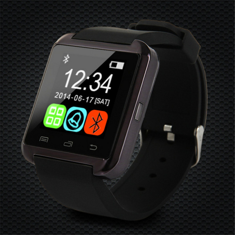 Bluetooth Smart Watch U8 U watch u8L smartWatch for <font><b>Samsung</b></font> for <font><b>gear</b></font> S4 Note <font><b>2</b></font> HTC Sony Android phone