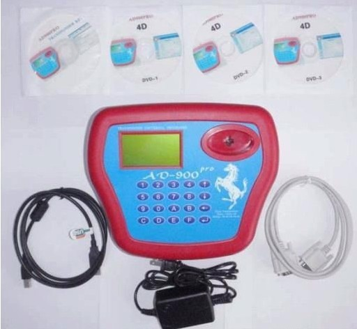 2013 Latest version AD900 key programmer transponder 4D in stock ---Factory price(China (Mainland))