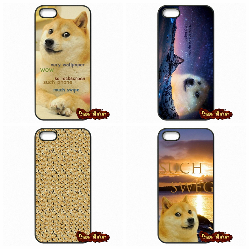 Doge Internet Funny Face Phone Case Cover For LG G2 G3 G4 G5 Mini G3S L65 L70 L90 K10 For LG Google Nexus 4 5 6 6P(China (Mainland))