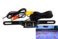 E322 Waterproof 7 LED Night Vision Car Rear View Reverse Backup Parking Camera CMOS YA077 SZ