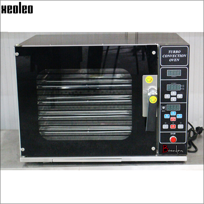 Xeoleo Electric Convection Oven 2.5KW Turbo Oven digital timer control Electric Turbo Convection Oven(China (Mainland))