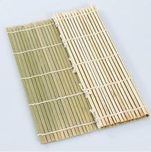 Japanese Sushi Bamboo Rolling Mat Rice Roller Kitchen Restaurant Sushi Cooking Tool DIY Sushi Maker Accessories Natural Bamboo45