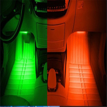 Buy Car Styling LED Strip Light decorative Mazda 2 3 5 6 CX5 CX7 CX9 Atenza Axela MX-5 RX-8 Mazda3 Car styling accessories for $15.90 in AliExpress store