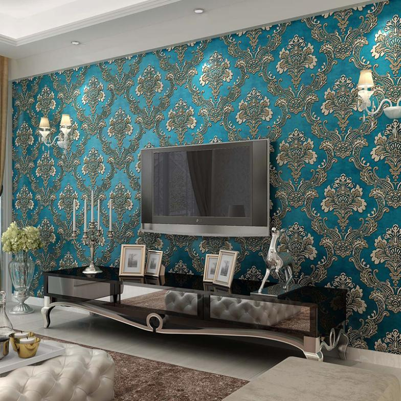 2015 new high end 3d wallpaper backdrop bedroom living for 3d wallpaper in living room