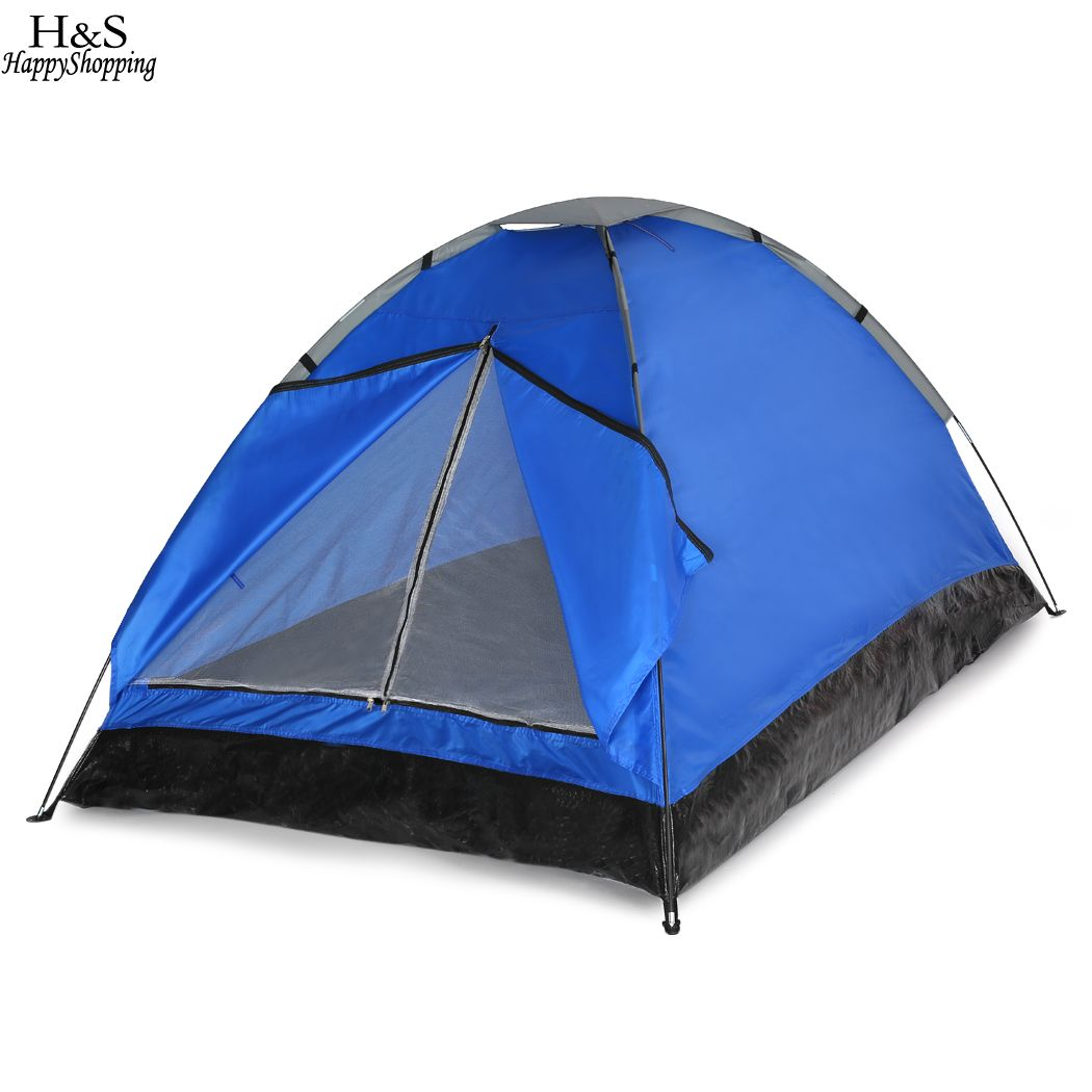 Waterproof Outdoor Camping Tent Hiking Picnic Family Dome Tent with a Carry Bag Happyshopping Free Shipping US02<br><br>Aliexpress