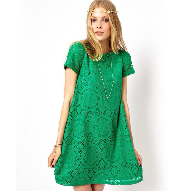 Fantastic Green Dress For Women  Fashion Show Collection  Fashion Gossip