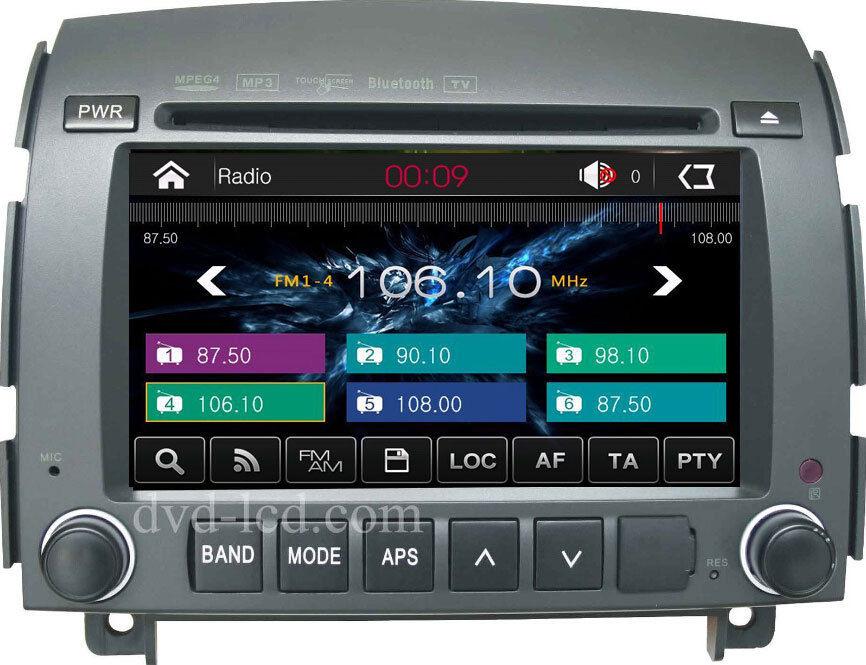 2006-2008 Hyundai Sonata NF car dvd player GPS Navigation Radio Stereo TV Headunit Win CE6.0 PIP(China (Mainland))