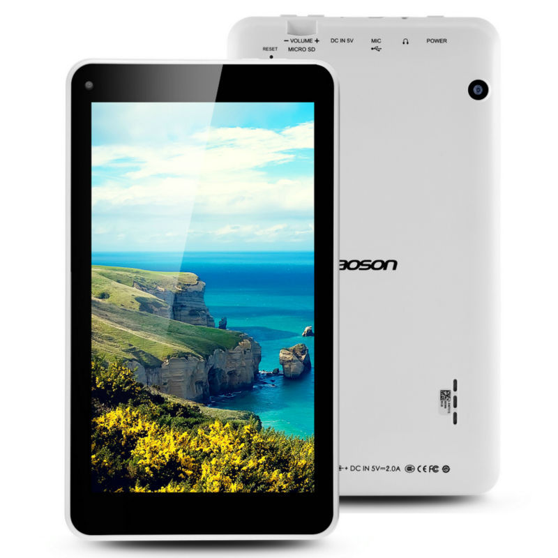 7 inch Quad Core Tablet PC Android 4.4 Aoson M751S(China (Mainland))