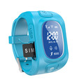 Hot GPS GSM WIFI tracker for baby children kids Smart Watch with SOS Dual way call
