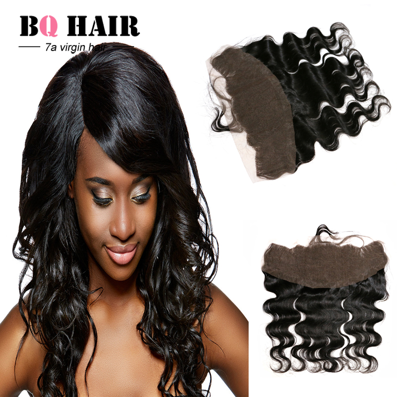 Queen Hair Products Mink Cheveux Bresilien Short Weave Hair Brazilian Virgin Hair Lace Frontal Closure DHL Free Shipping<br><br>Aliexpress