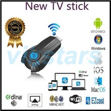 Vsmart v5ii ezcast smart tv stick media player with function of DLNA Miracast better than android tv box mk808 mk908(China (Mainland))