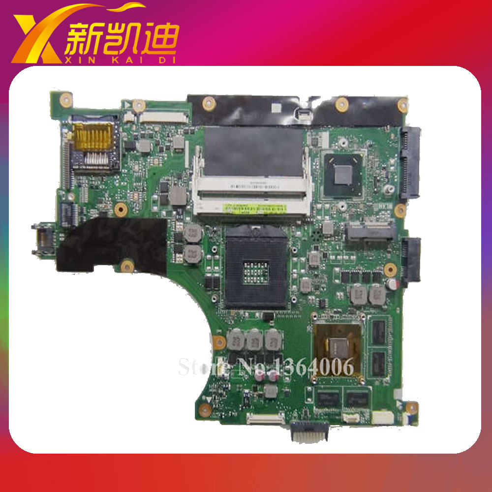 Laptop motherboard For Asus N56V n56vm MAIN BOARD REV 2.3 HM77 chipest DDR3 With 2GB Graphics(China (Mainland))