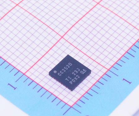5CS CC2520 CC2520RHDR CC2520RHD QFN28 2.4 GHZ IEEE 802.15.4/ZIGBEE RF TRANSCEIVER(China (Mainland))