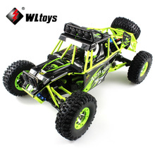 Buy High Speed WLtoys 12428 RC Cars 1/12 4WD Crawler RC Car LED Light RTR 2.4GHz RC Car Racing Radio Control Cars VS WLtoyA979 for $109.80 in AliExpress store