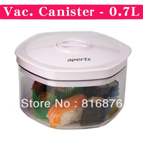 Hermetic Vacuum canister - 0.7L