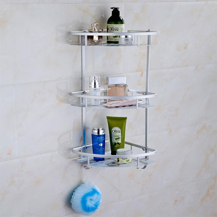 aluminum Bathroom Shelf Bathroom Racks(China (Mainland))