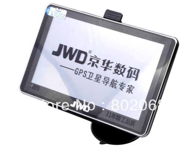 excellent quality TWM-7005 GPS Satellite Navigation System