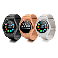 Genuine New K88H plus Smart Watch IPS Round Screen Support Heart Rate Monitor Bluetooth smartWatch