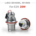 2x 10W 20W CREE Chip LED Marker Angel Eyes 7000K XENON White Blue Red DRL For