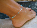 jewelry Chain Sexy Золото Tone Love Heart Foot jewelry heart anklets for Женщины ...