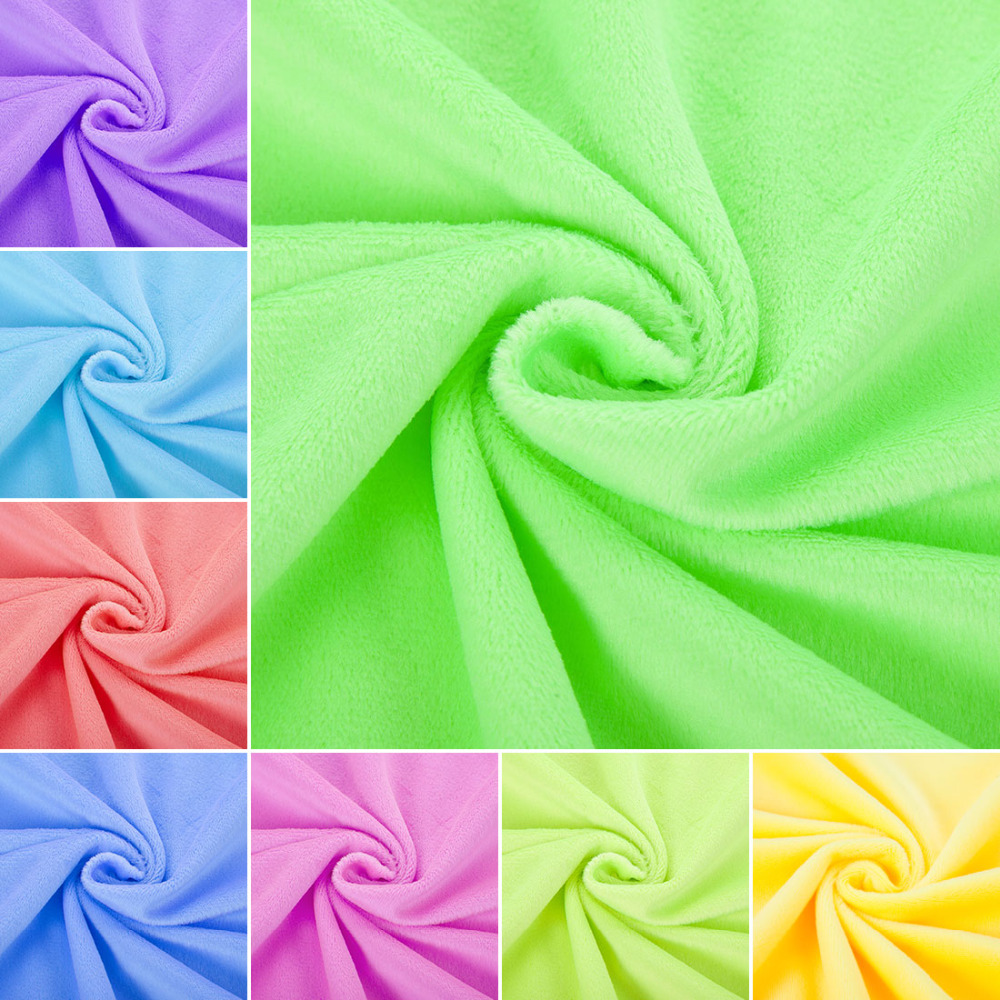 fabric material for soft toys polyester China buy plush toy fabric baby cloth velboa fabric(China (Mainland))