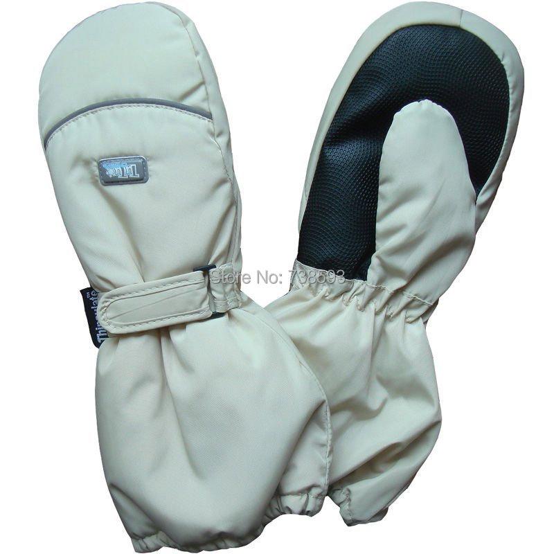 winter kids water proof ski mitten kids ski gloves(China (Mainland))
