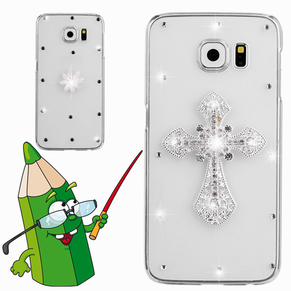 mobile Phones & Accessories Rhinestone case For samsung GALAXY Ace 2 i8160 DIY diamonds bling crystal back bag cover(China (Mainland))