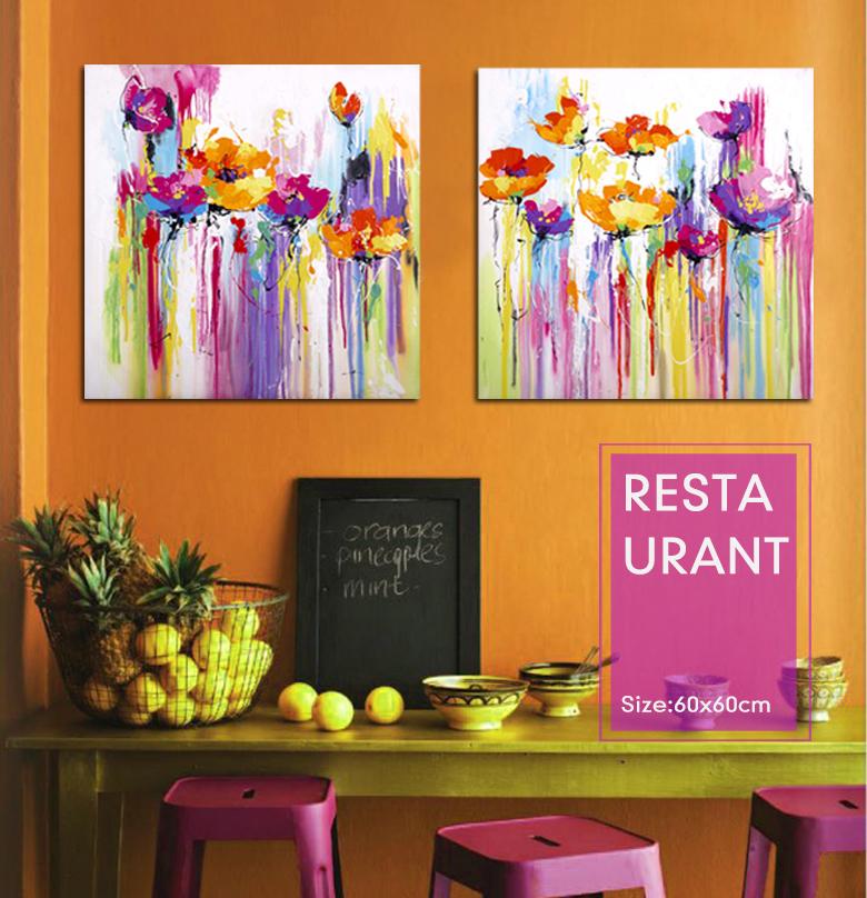 Achetez en gros flower watercolor en ligne des for Aquarelle fleurs livraison gratuite