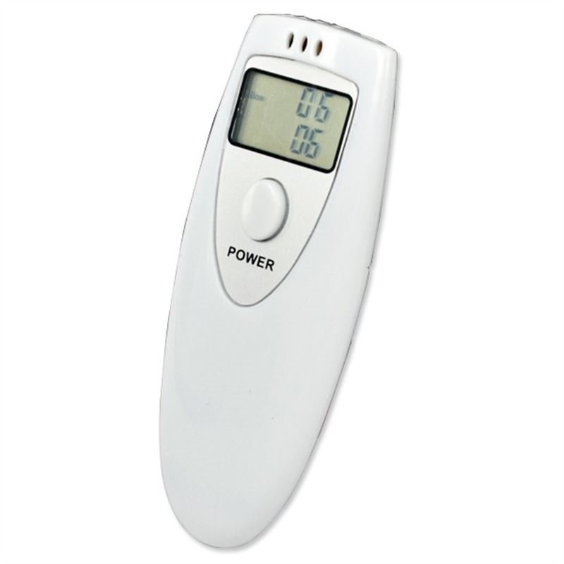Portable Breath Alcohol Analyzer Digital Breathalyzer Tester Alcoholicity Tester Alcohol Detection Units:%BAC g/L(China (Mainland))