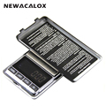NEWACALOX 200g x 0 01g Precision Digital Scale for Gold Bijoux Sterling Silver Diamond Scale Jewelry