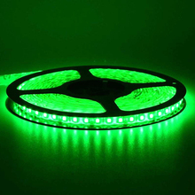 Special Offer Green LED strip SMD3528 Non-waterproof 300 leds 5meter each roll 60leds/meter for indoor only with free shipping