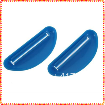 2pcs Dispenser  Toothpaste Squeeze Tube Squeezer Easy press Free shipping