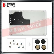 Remodelação para macbook 13 ''white cor caso a1342 inferior + pés de borracha + parafusos de fixação 604-1033 2009 2010 mc207 mc516 ll/a(China (Mainland))
