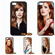 Sony Xperia X XA M2 M4 M5 C3 C4 C5 T2 T3 E4 E5 Z Z1 Z2 Z3 Z5 Compact Jessica Chastain Stars InStyle Mobile Phone Case - The End Cases Store store