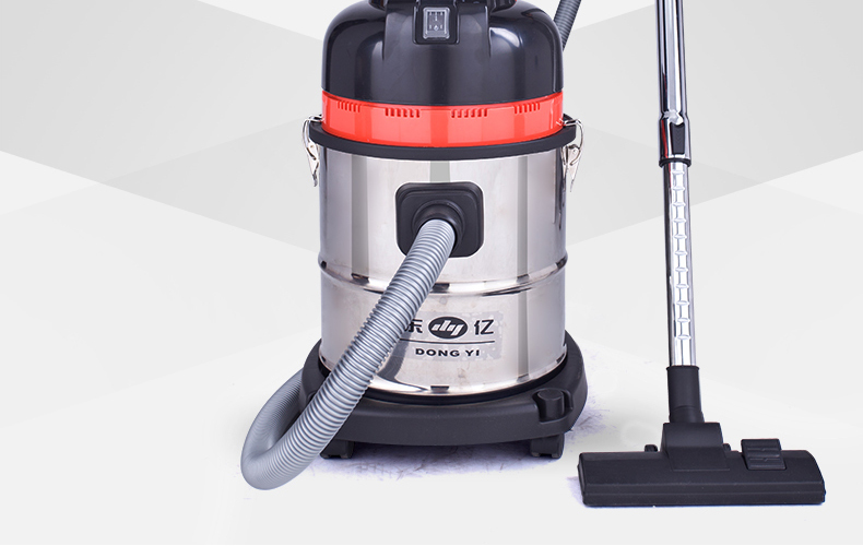 Newest ZD90 vacuum cleaner Housing & commercial ultra-quiet wet and dry vacuum cleaner power free shipping to Russia(China (Mainland))