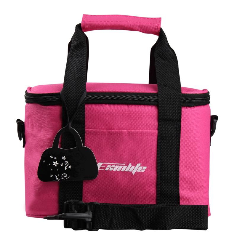 Vn Lancheira térmica almoço saco térmico lancheiras isolados para mulheres crianças térmica bag lunchbox food picinic bag bolsa tote(China (Mainland))