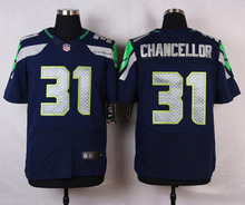 100% Stitiched,Seattle Seahawks,Marshawn Lynch,Richard Sherman,Russell Wilsons,Jimmy Graham,Earl Thomas,Customer customization(China (Mainland))