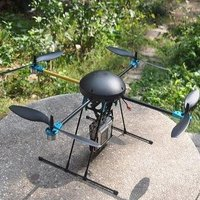LOTURC T580 aerial photography aircraft, quadcopter, can equip with camera mount.